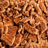 Stroopwafel kruimels - koekkruimels bestellen