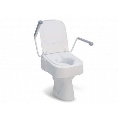 Toiletverhoger met armleggers