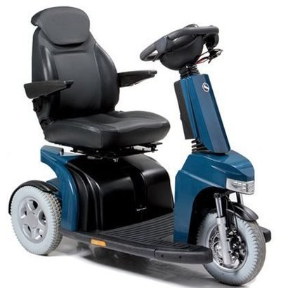 sterling Sterling Elite 2 plus 3-wiel scootmobiel