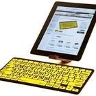 Toetsenbord Apple Geel