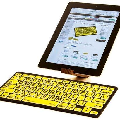 Toetsenbord Ipad, Iphone Geel