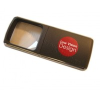 Draagbaar LED loepje
