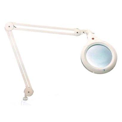 Loeplamp met 2 losse lenzen en LED-licht