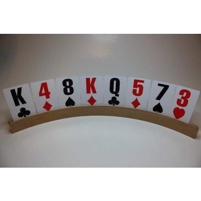 Speelkaarten mega grote logo's