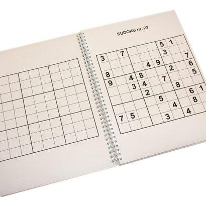Grootcijfer Sudoku