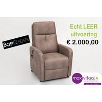 BasiQ  Seats Sta-op stoel PERU (Echt LEER)