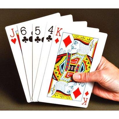 Able 2 Speelkaarten extra groot