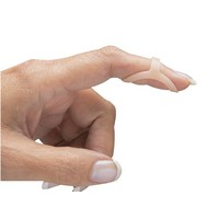 Oval 8 finger splint