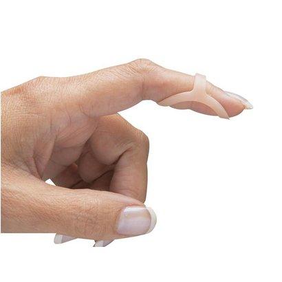 Oval 8 finger splint