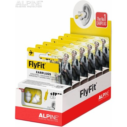 FlyFit display