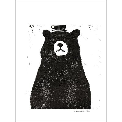 Kunstdruck Lino