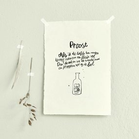 Atelier Sukha Poster Proost