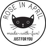 Rose in April