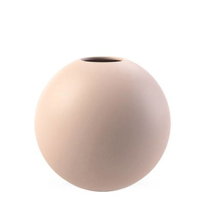 COOEE Design Vase BALL 8cm dusty pink