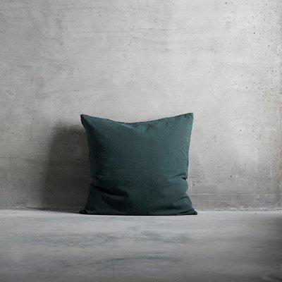 Tine K Home Kissenbezug Leinen Moosgrün 60x60 cm