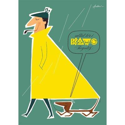 Postkarte KAWO