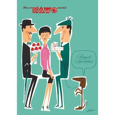 Postkarte KAWOnderful A6