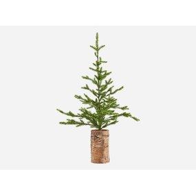 house doctor Weihnachtsbaum mit Lämpchen H 90 cm