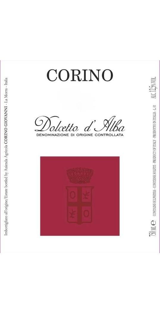 Corino Corino, Dolcetto d´Alba doc 2016