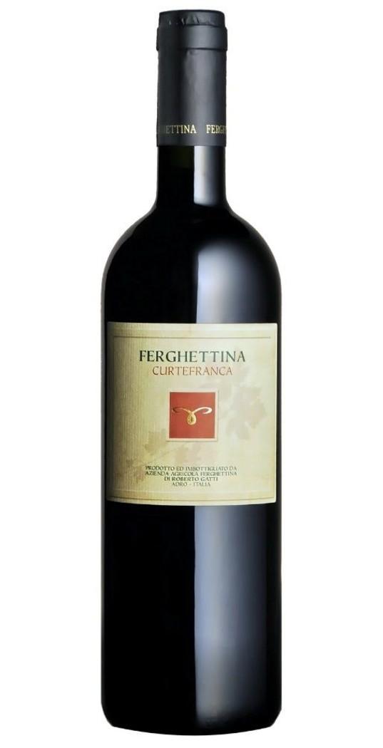 Ferghettina Ferghettina, Curtefranca Rosso 2013  0,375 l