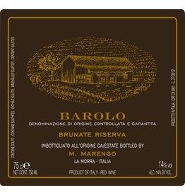 Mario Marengo Mario Marengo, Barolo riserva docg Brunate 2012