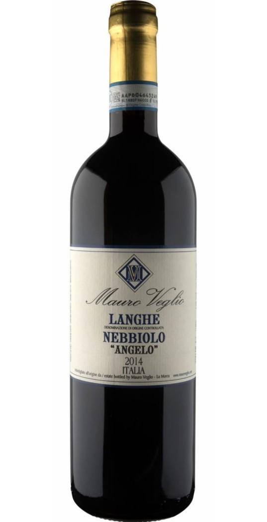 Mauro Veglio Mauro Veglio, Langhe Nebbiolo doc Angelo 2017