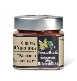 """Papa dei Boschi Papa dei Boschi, Crema di Nocciola """"dark"""" 250 g"""