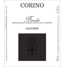 Corino Corino, Barolo docg Giachini 2016