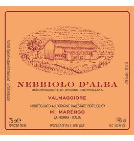 Mario Marengo Mario Marengo, Nebbiolo d´Alba doc Valmaggiore 2019