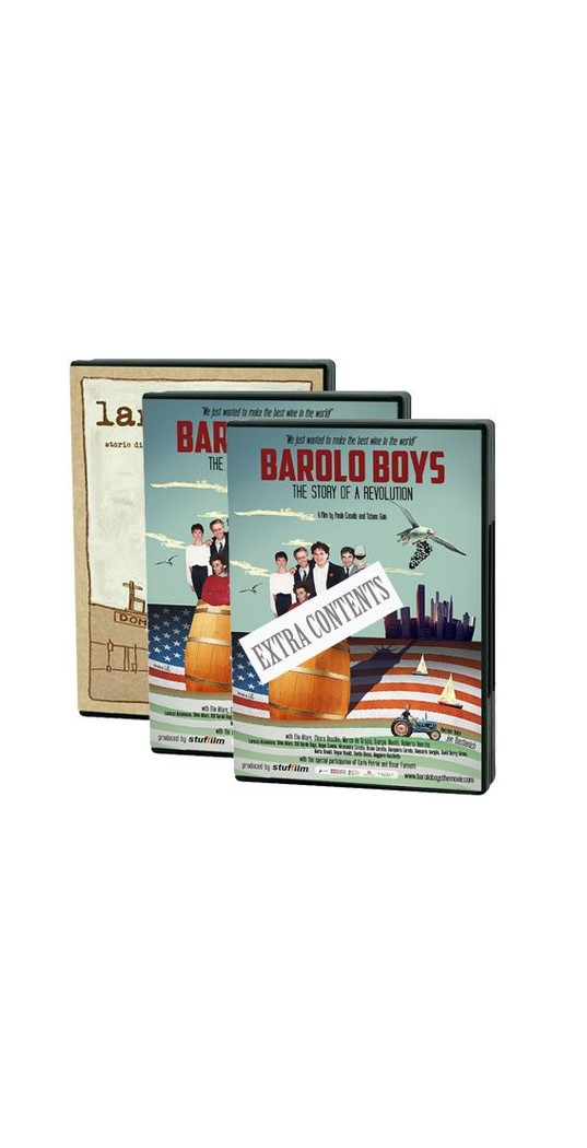 Verschiedene Barolo Boys DVD - Winelovers Edition