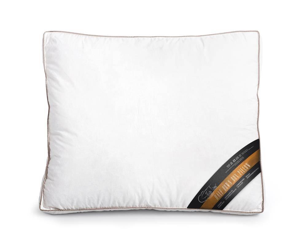 The Pillow Kussen : Half down box pillow moutontrading bv