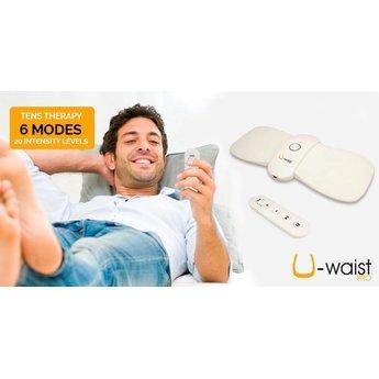 U-Waist pro, High-tech apparaat om rugpijn tegen te gaan!