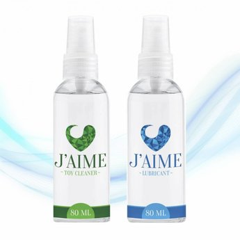 J'AIME Lubricant & Toy Cleaner