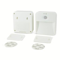 LED night light with motion sensor, 2 pcs