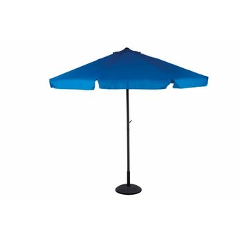 Parasol with flap