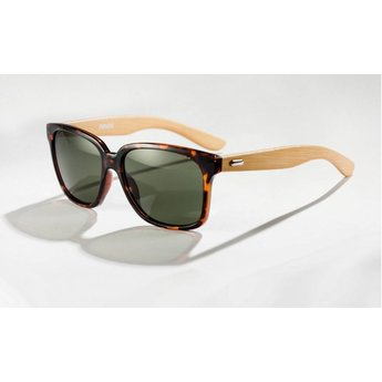 Half Bamboo sun glasses in 4 colors