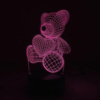 3D Illusion light