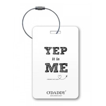 O'DADDY Interactive luggage tag