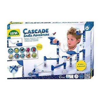 Lena knikkerbaan Cascade Space Adventure
