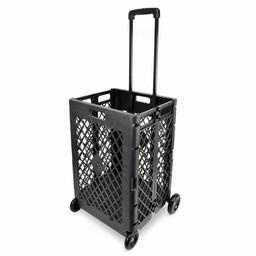 Shopping Krat XXL opvouwbaar - 55L