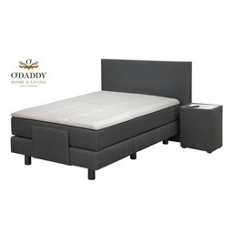 O'DADDY Visco Gel Memory Foam Topdekmatrassen