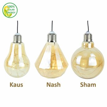 O'DADDY Solar lightbulb Nash - Sham - Kaus