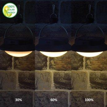 Avior Solar campinglamp