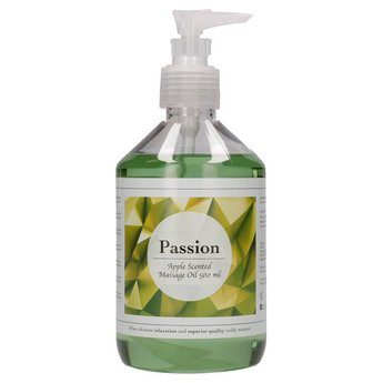 Massage oil - Passion