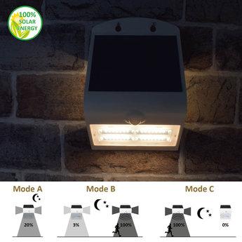 ALHENA  Solar wandlamp