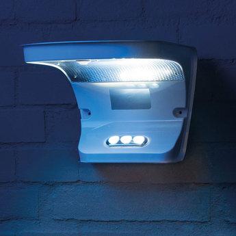 Solar wandlamp Sargas