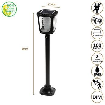 Solar Tuinlamp Zibal