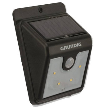 Grundig Solar wall light with motion sensor