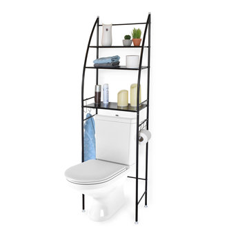 Toiletrack/ Bathroom rack