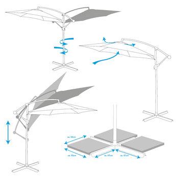 Hanging Umbrella